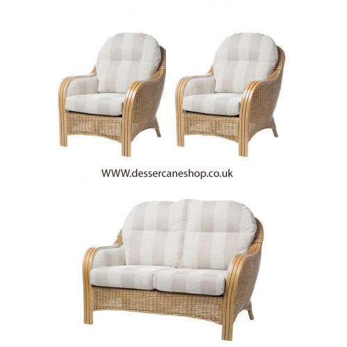 Desser Centurion 2 Seater Sofa & 2 Chairs