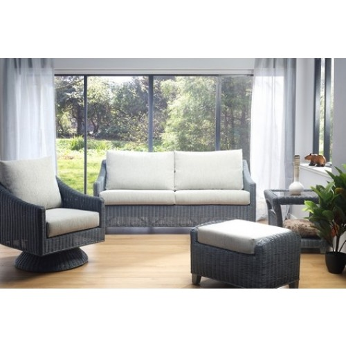 Desser Dijon Lifestyle Grey Frame (This product is a 3 seater sofa + 2 standard armchairs)