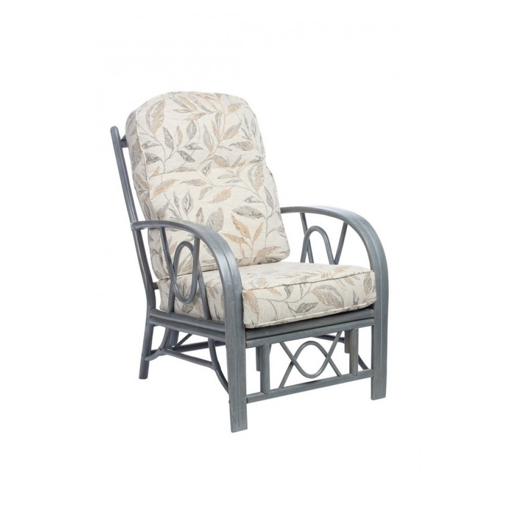 Desser Bali Armchair Grey Finish