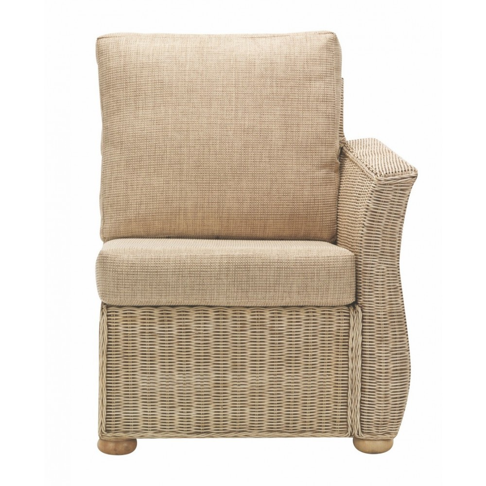 Desser Corsica Left hand end (when seated)