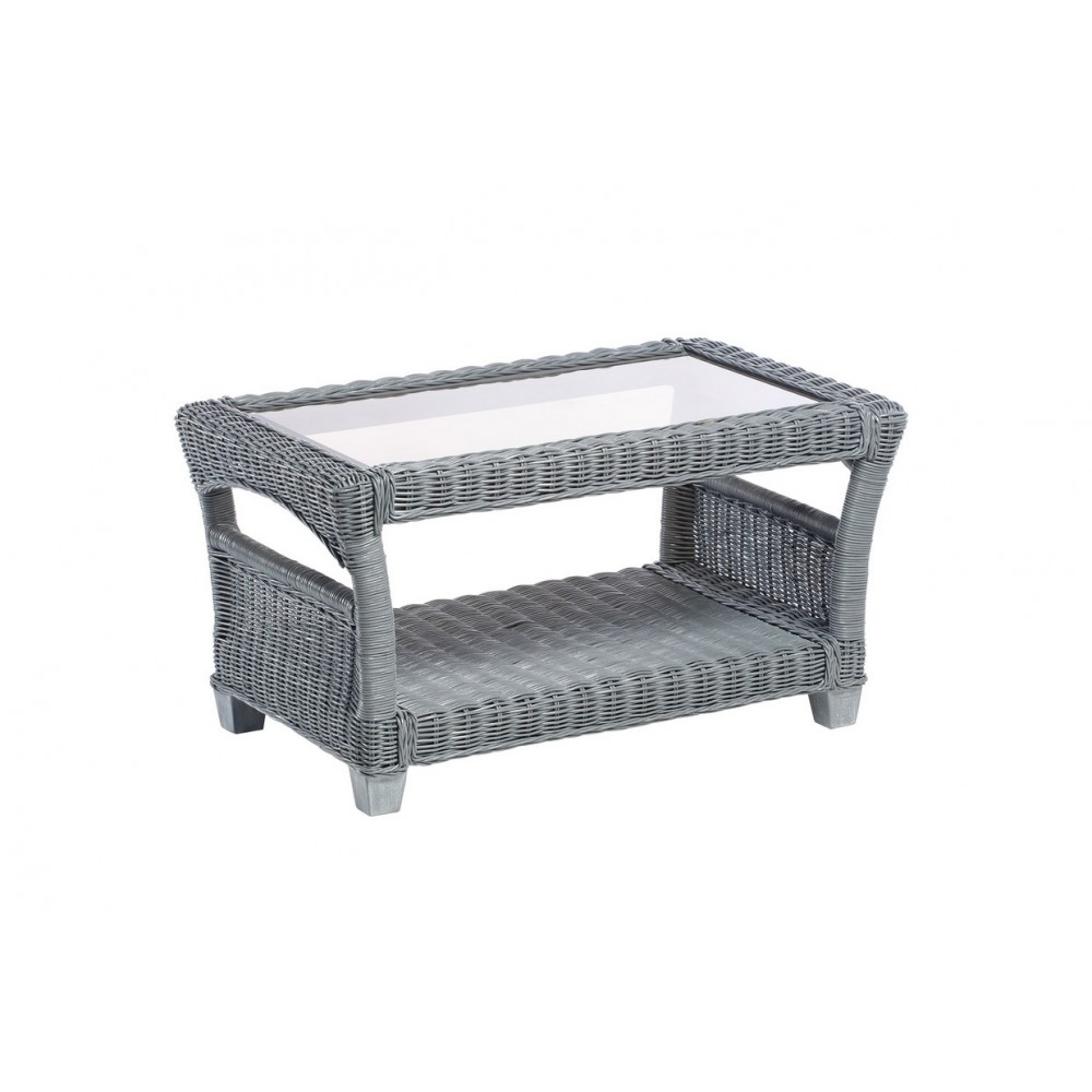 Desser Dijon Coffee Table Grey Frame