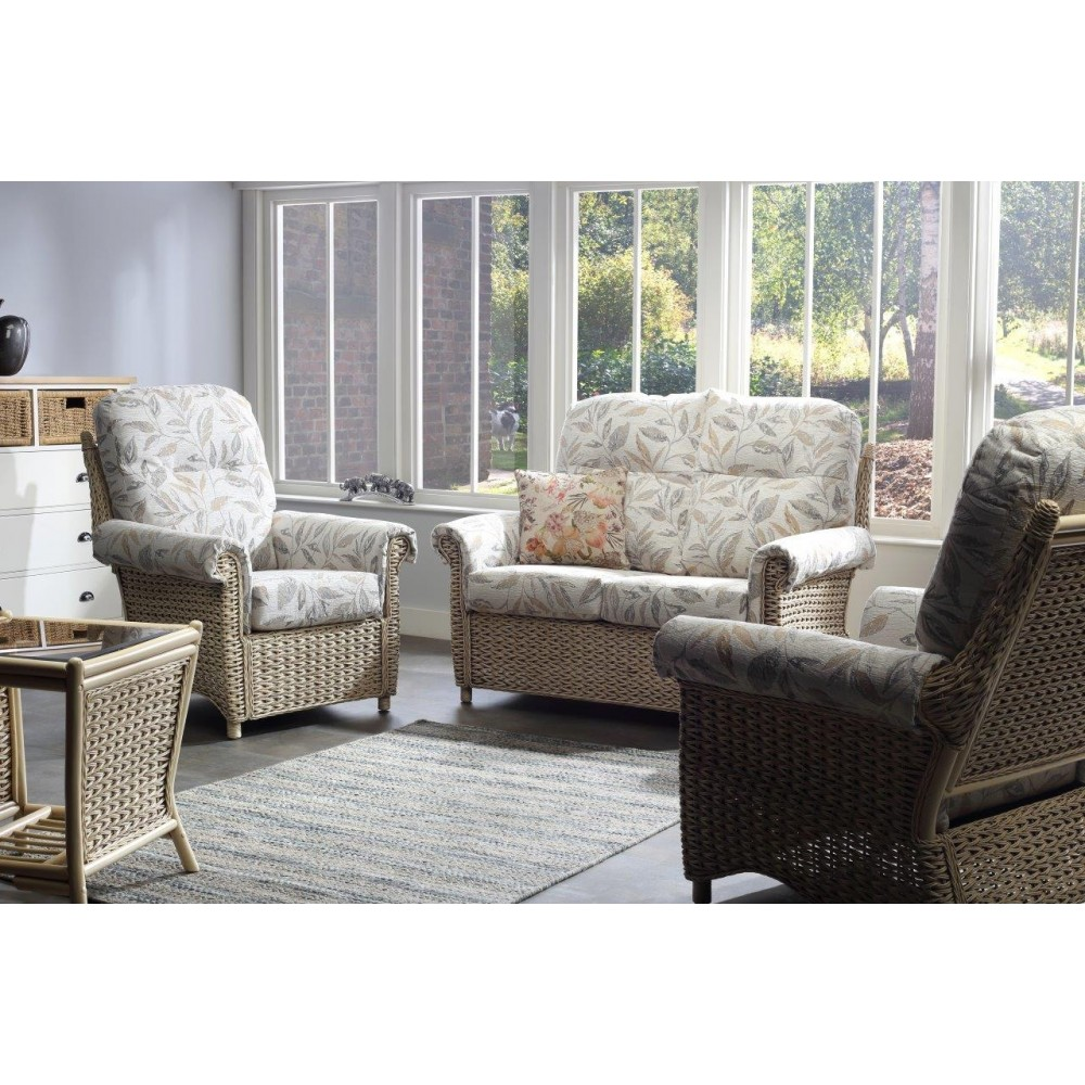 Desser Harlow 2 Seater + 2 Chairs Suite
