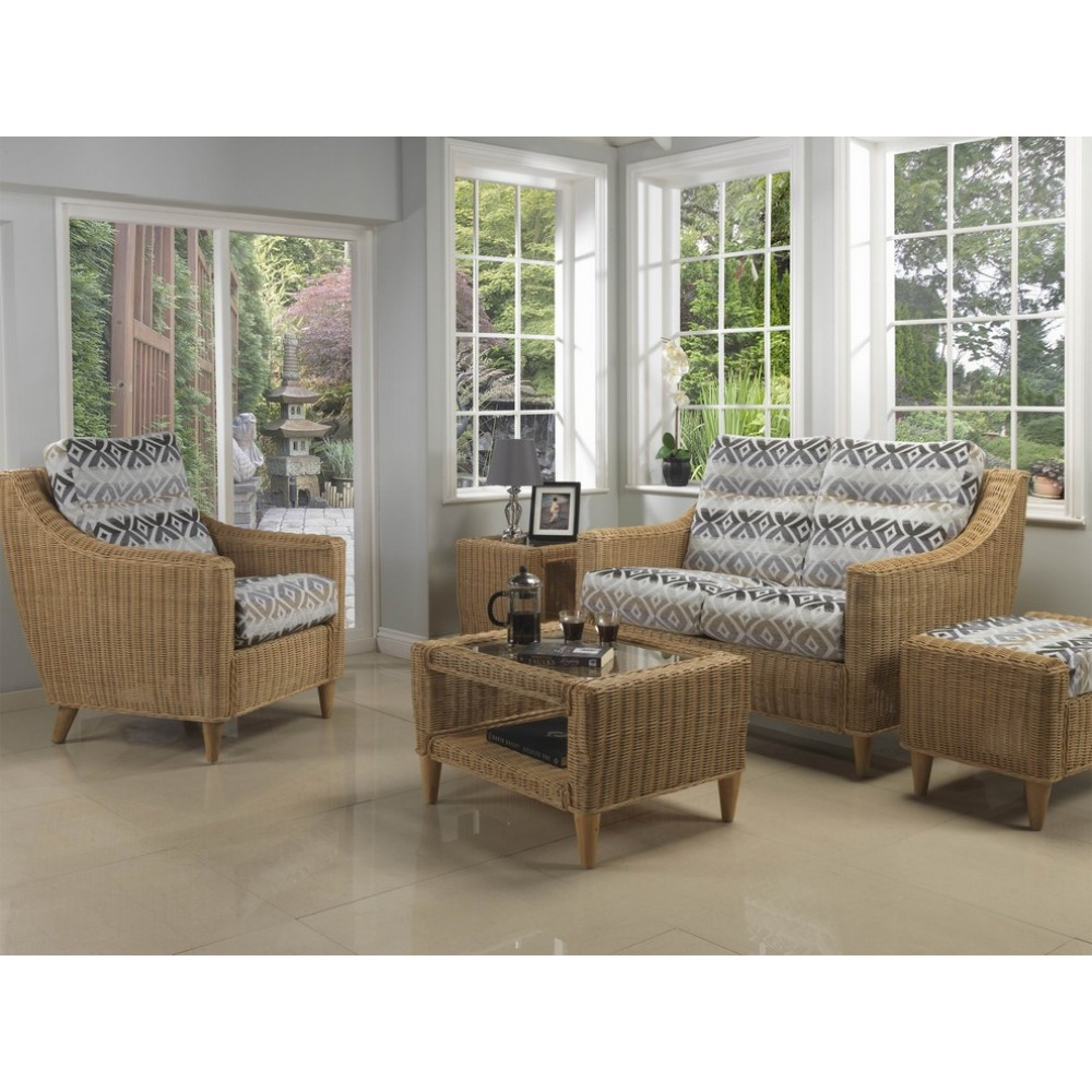 Desser Hudson 2 Seater + 2 Chairs Suite