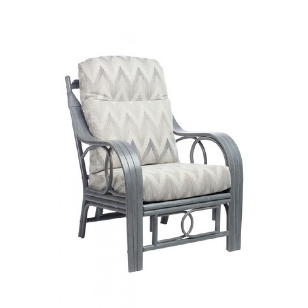 Desser Madrid Armchair Grey Frame