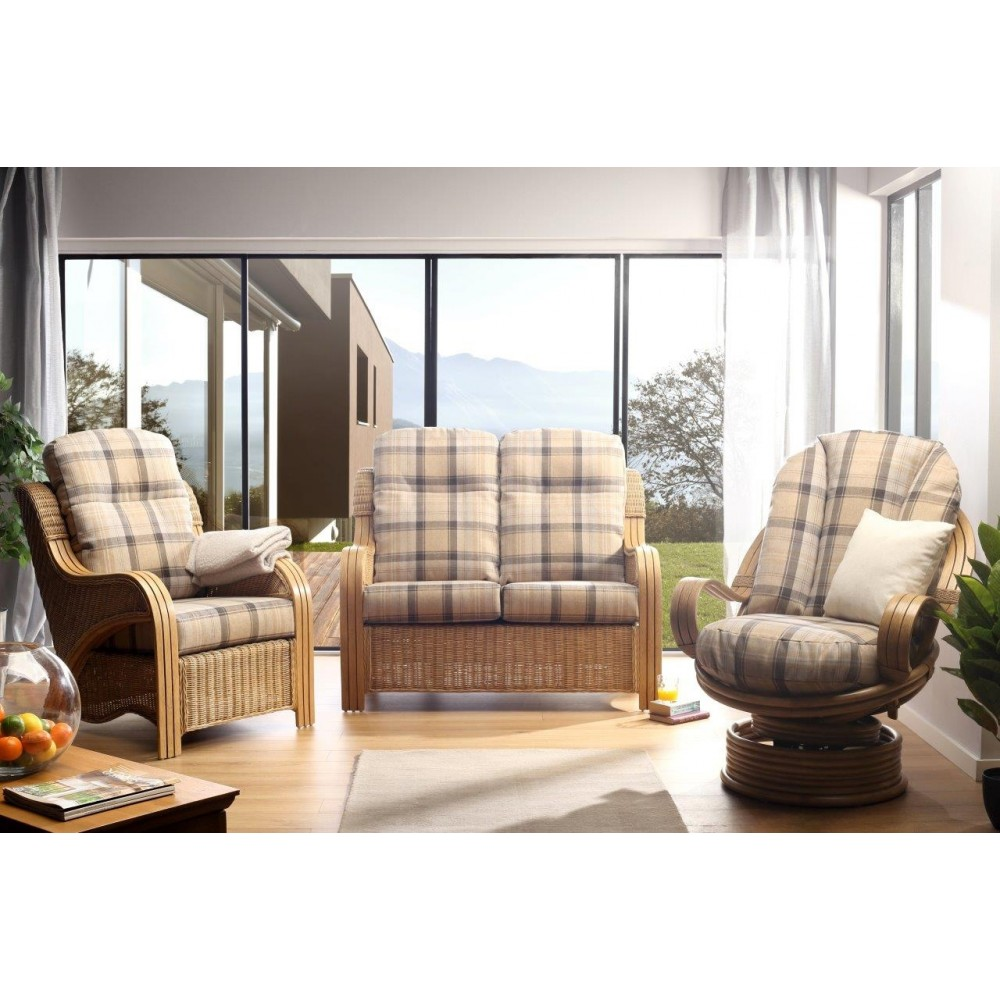 Desser Opera 2 Seater Sofa & 2 Chairs Suite