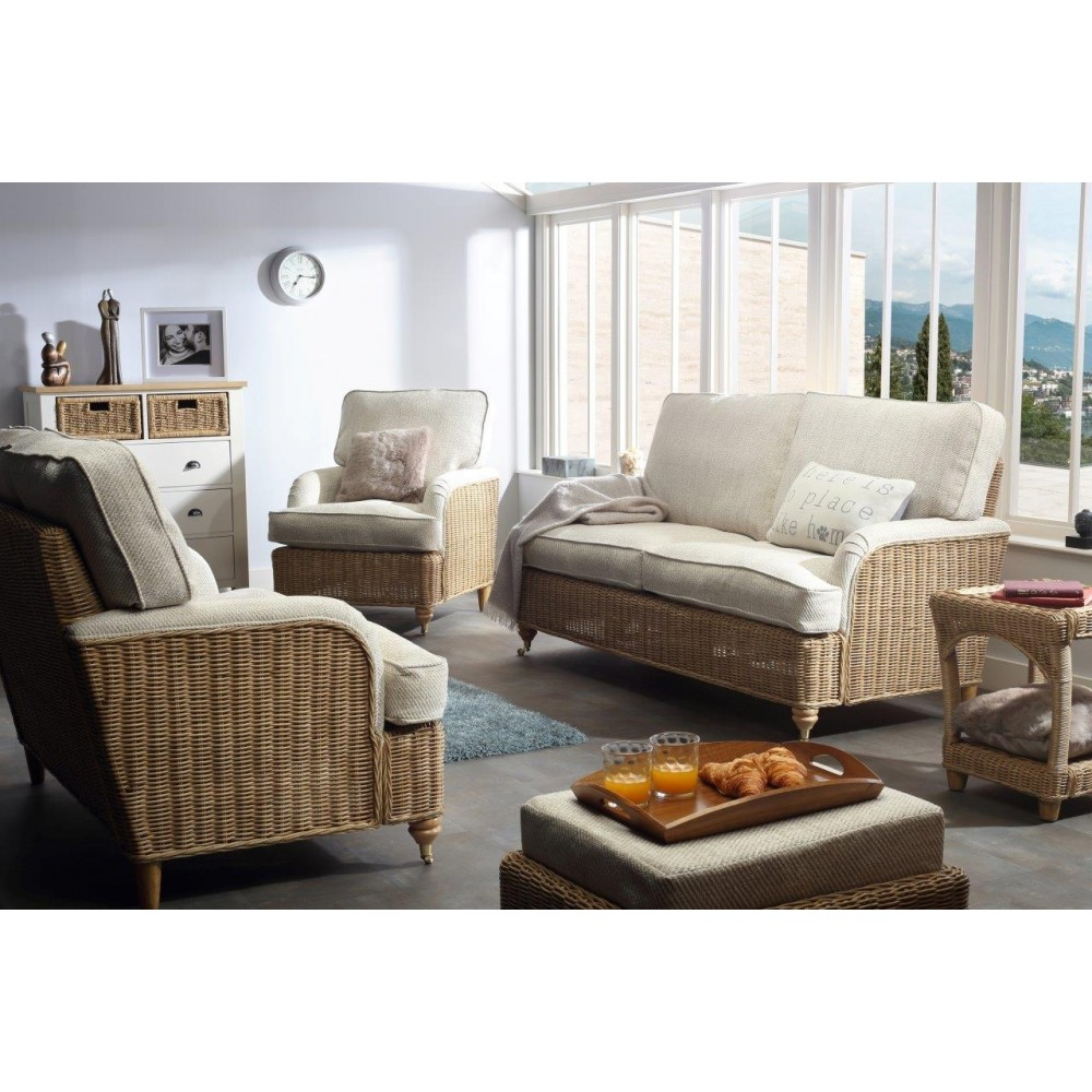Desser Seville 3 Seater Sofa & 2 Chairs Suite