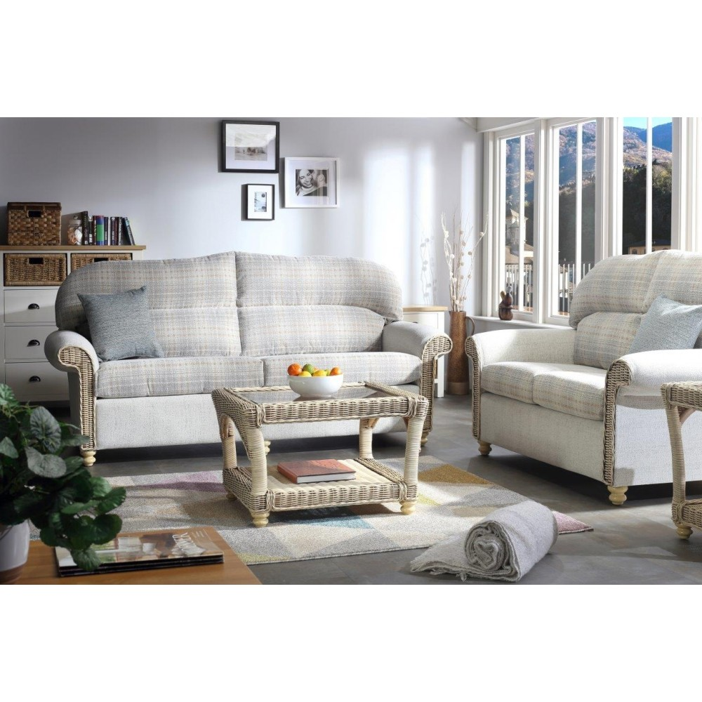 Desser Stamford 2 Seater Sofa & 2 Chairs Suite