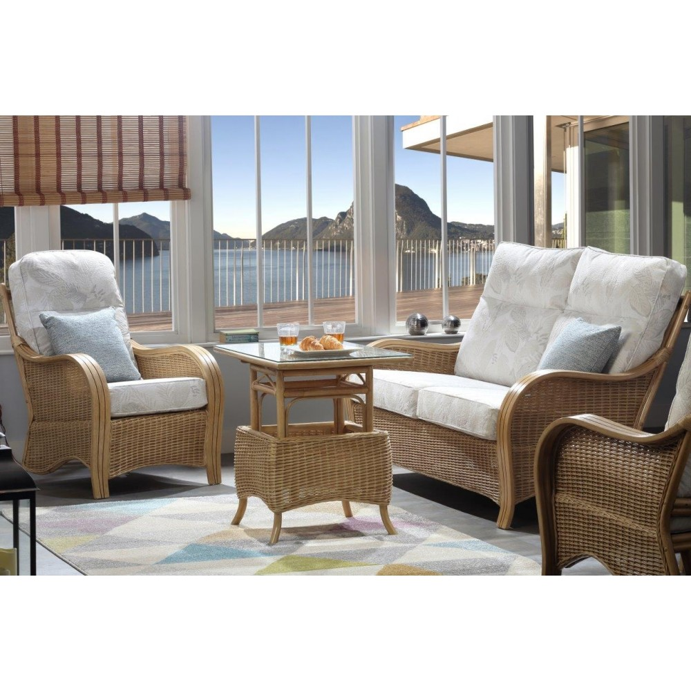 Desser Turin 2 Seater Sofa & 2 Chairs Suite