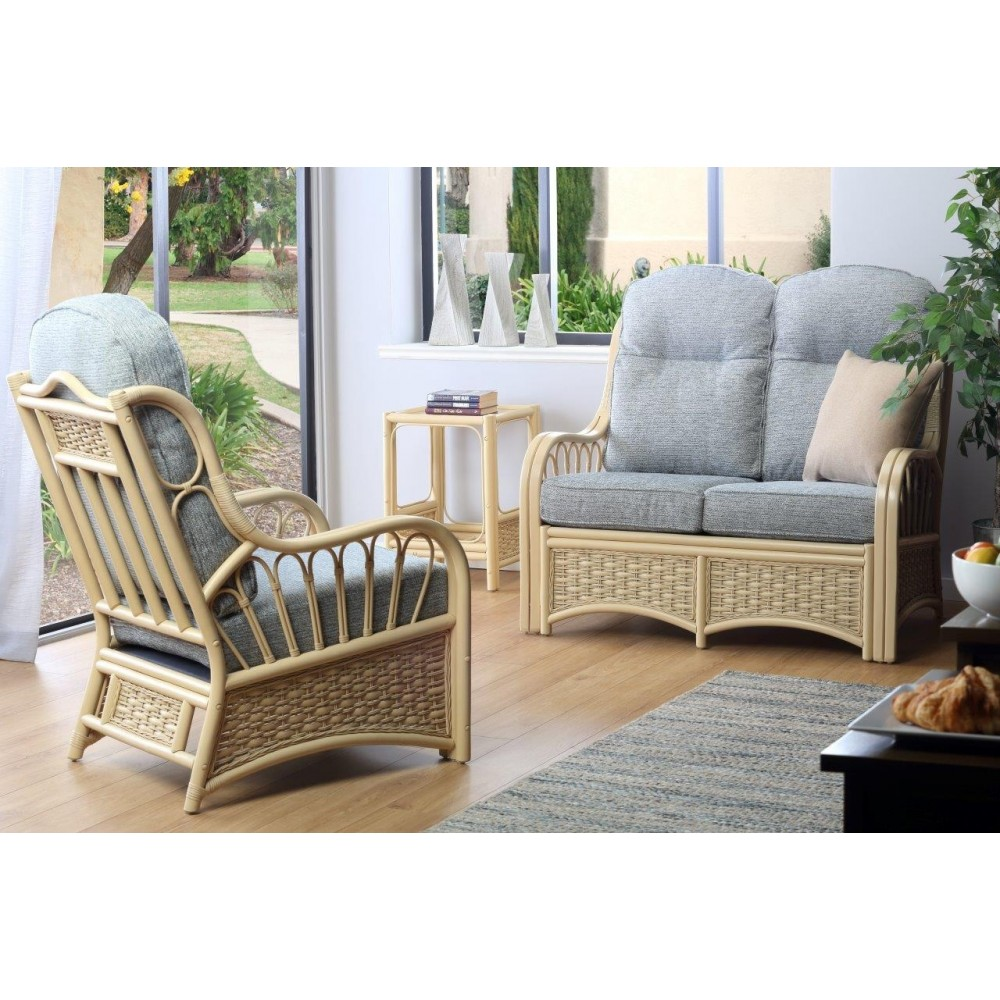 Desser Vale 2 Seater Sofa & 2 Chairs Suite